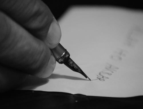 Schreiben als Meditation: Mit Stift und Papier zu mehr Lebensqualität