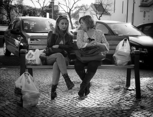 Wenn Du DAS sagst, entspannen sich fremde Leute