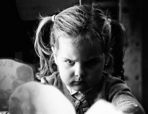Nimm's nicht persönlich: Die Kleinkind-Strategie