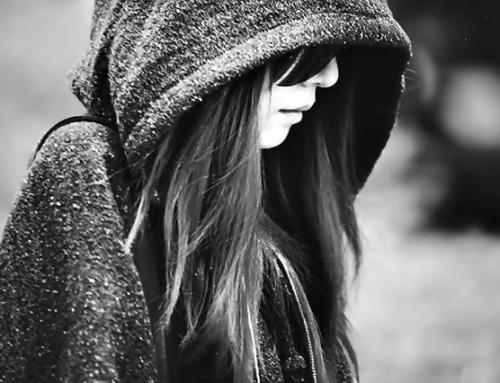 Das Mädchen, das niemals traurig sein durfte