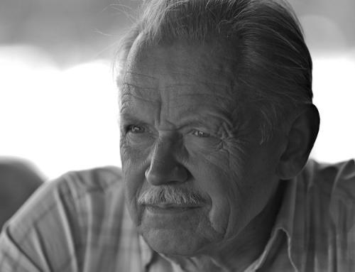 Der letzte Brief eines Großvaters an seine Enkel