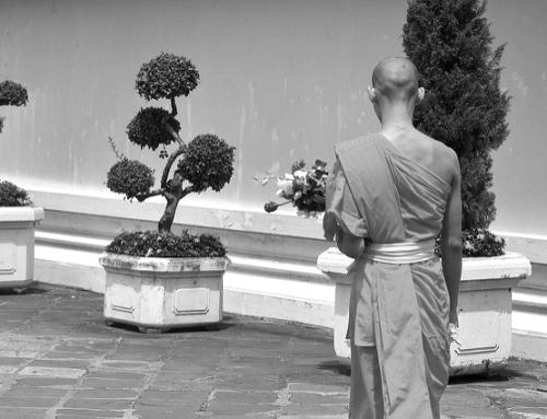 Wie man Loslassen lernt (eine Übung aus dem Buddhismus)