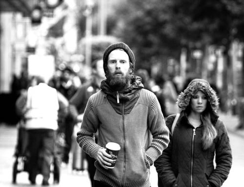 Eine kurze Geschichte, wenn Du Dich zu sehr mit anderen vergleichst