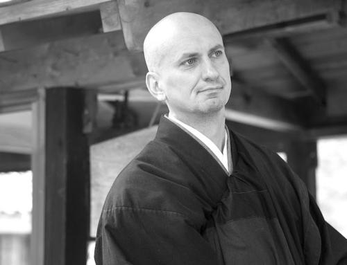 Vergiss das Glück und lass los mit Zen-Meister Muho Nölke