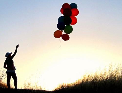 12 kurze Gedanken zum Loslassen