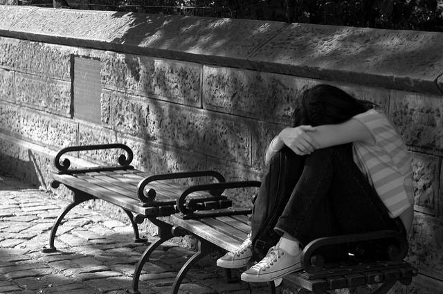 freund ist depressiv