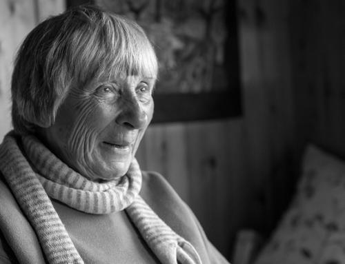 5 Dinge, die ich von alten Menschen über das Leben lernte