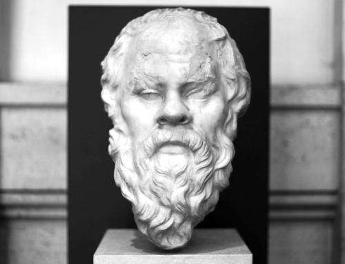 Wie Sokrates Minimalismus in einem Satz erklärt