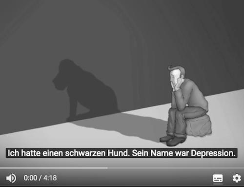 Was ist Depression? Ein berührender Kurzfilm mit einem Hund