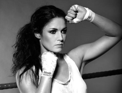 Denk an Dein Warum, wenn Du durchhängst mit Kickbox-Weltmeisterin Marie Lang