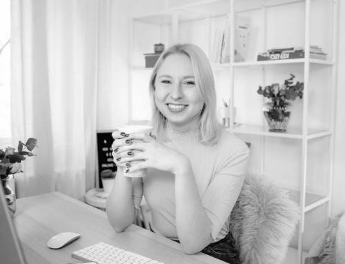 Online erfolgreich sein: Was es wirklich braucht mit Caroline Preuss