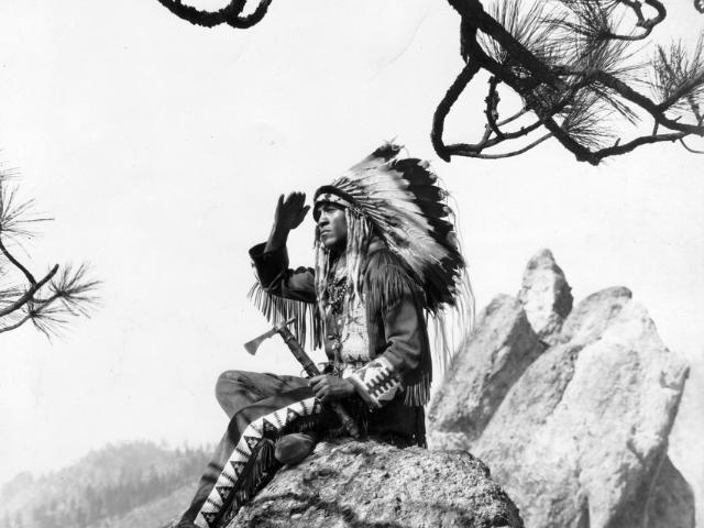 schöne indianer bilder