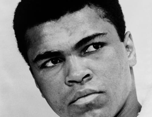 12 Zitate von Muhammad Ali, die Deine Zweifel K.O. schlagen
