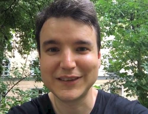 Geheimnis gelüftet: Mein erstes Video nach 5 Jahren myMONK