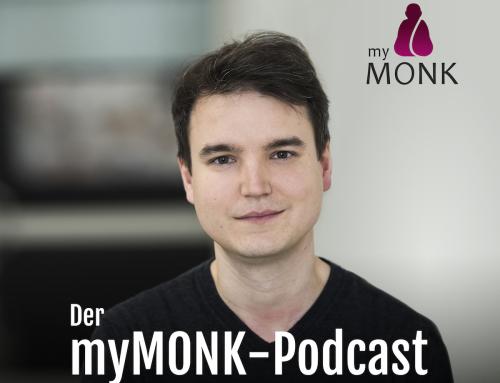 Der myMONK-Podcast ist da