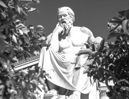 """Die """"3 Siebe"""" von Sokrates sollte jeder Mensch kennen (Podcast)"""