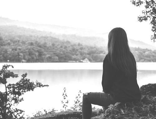 Lass Dein Leben fließen (nichts mehr erzwingen wollen)