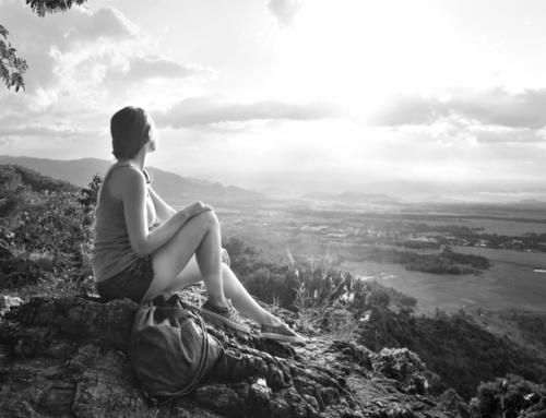Die 4 Phasen von spirituellem Wachstum
