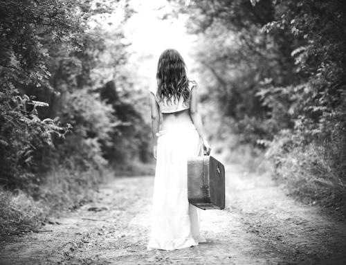 Die Kunst wegzugehen: Wie man lernt, Abschied zu nehmen