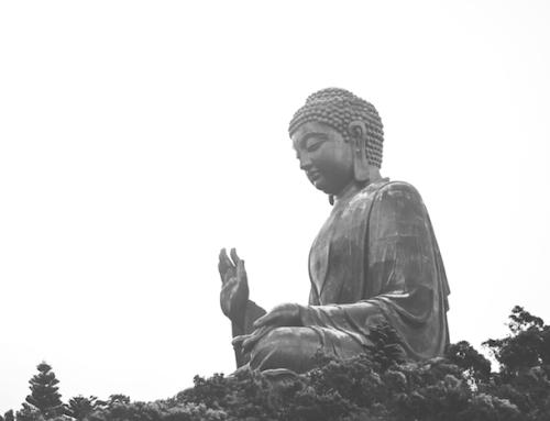 Ein kleiner Gedanke von Buddha, der Dein Leben leichter machen kann (Podcast)