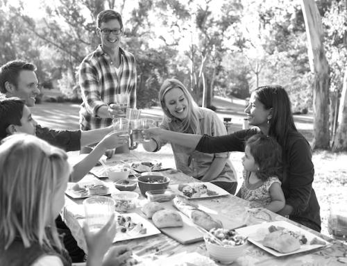 Was glückliche Familien anders machen