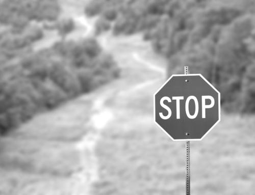 Bist Du vom richtigen Weg abgekommen? Daran erkennst Du es