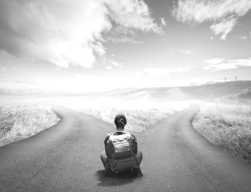 Wie Du eine schwierige Entscheidung leichter treffen kannst (Podcast)
