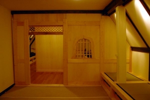 zenkloster-liebenau-Zendo-Eingang aussen